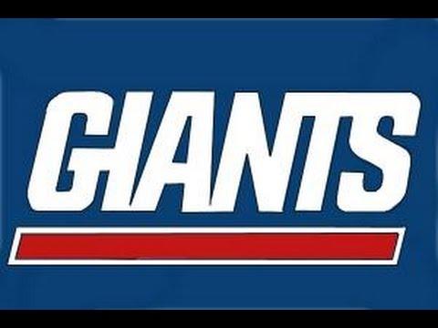 how to draw ny giants logo new york giants nfl team logo youtube