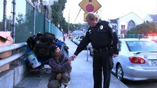 SD Officer Retiring After 15 Years Helping the Homeless