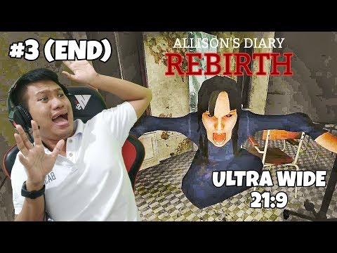 """Penampakan Allison's Bocah Psikopat!!!!"" Allison's Diary: Rebirth Part 3 END (UltraWide 21:9)"