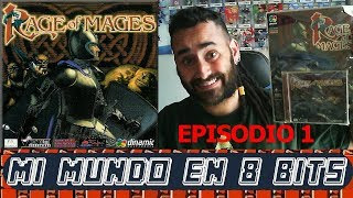 RAGE OF MAGES (PC) - Comenzamos una aventura rolera - Episodio 1 - GamePlay Español