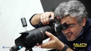 Thala Ajith at Appukuttys portfolio making photoshoot