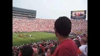 Glory Glory Man United - Manchester United vs. Real Madrid - Ann Arbor, Michigan