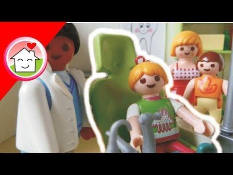 Playmobil Film Deutsch Beim Zahnarzt Familie Hauser Kinder