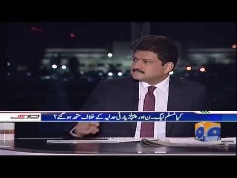 Capital Talk - 22-January-2018 - Geo News