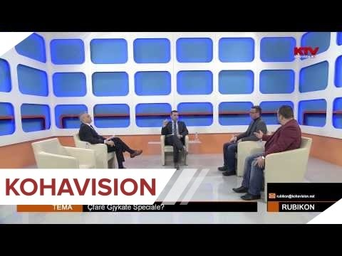 RUBIKON - Çfarë Gjykate Speciale? 11.03.2015