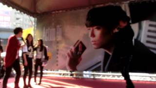 Bii畢書盡-與粉絲玩比手畫腳猜歌名@20141214台南南方公園13:00-Action Bii預購簽唱會