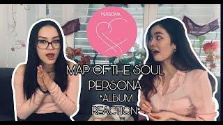 Baixar BTS (방탄소년단) MAP OF THE SOUL PERSONA ALBUM  FIRST LISTEN