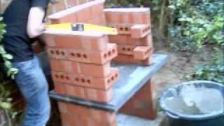 Project Brick Bbq