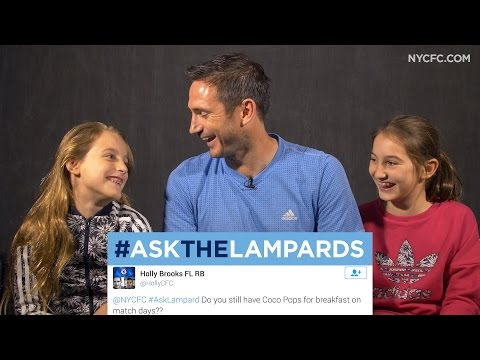 #AskTheLampards | Episode 1