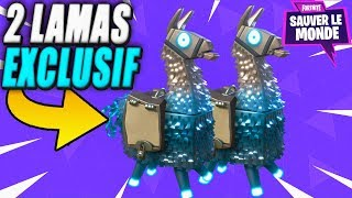 What from the legendary 2 Exclusive Mad Oppening Lamas! Fortnite Saving the World