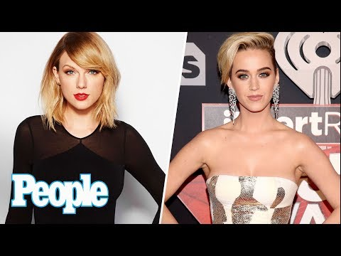Taylor Swift Returns To Spotify Same Day Katy Perry Drops Album & Much More | People NOW | People