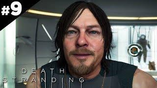 PRAWIE ZŁODZIEJ... [#9] Death Stranding