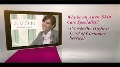 Avon Anew Skincare Specialist Training