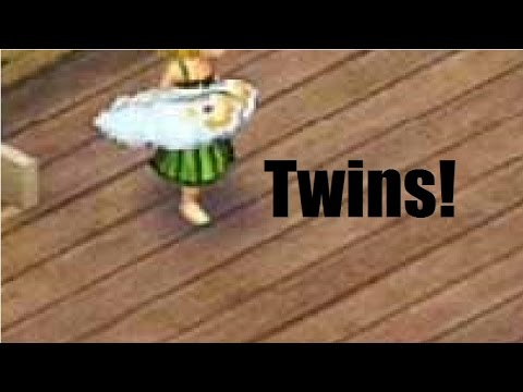 Getting Married And Twins In Virtual Families 2 - YT