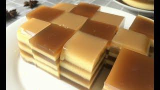 Cách Làm RAU CÂU FLAN PHÔ MAI CAFE | Rau câu với Trứng và Phô  Mai Con Bò Cười