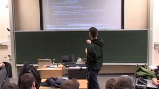 [FOSDEM 2014] Tutorial: OFDM Packet Transceivers