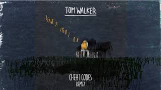 Cover images Tom Walker - Leave A Light On (Cheat Codes Remix)