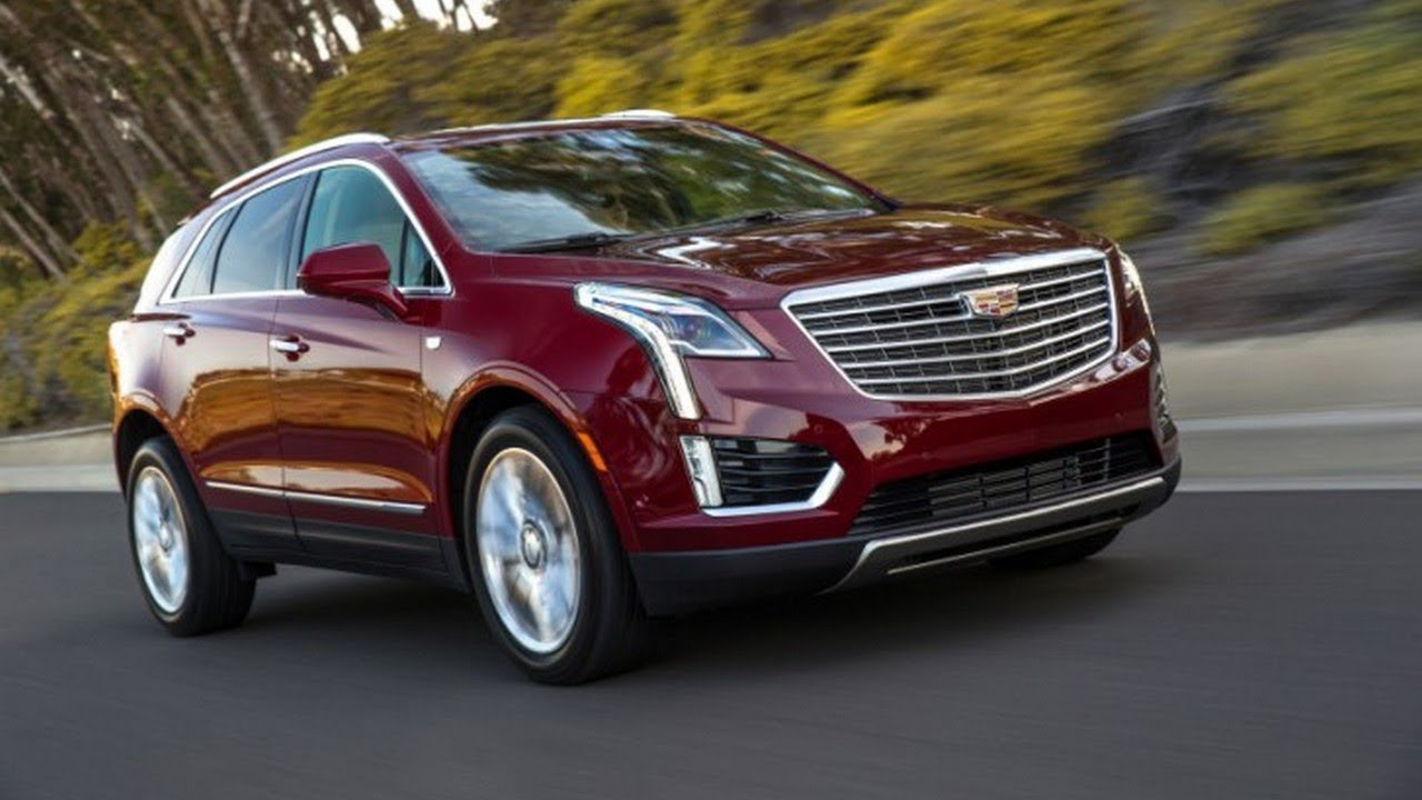 CADILLAC XT5 AWD 2018 Luxury Platinum Interior And Feature ...