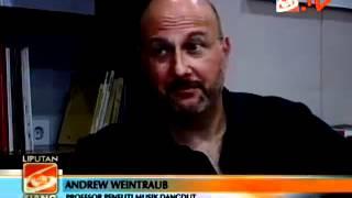 iProud - Andrew Weintraub, Profesor Musik Penyuka Dangdut dari AS