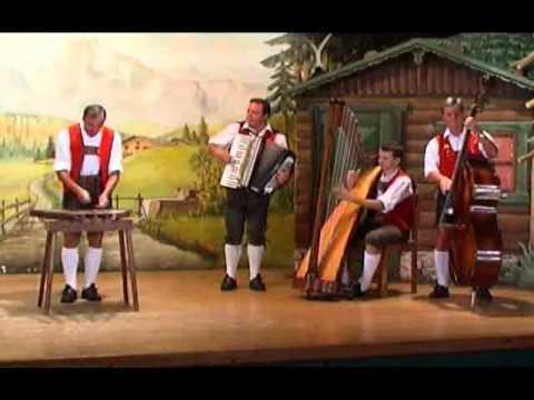 Wooden Xylophone (Hölzernes G`lachter): Holz auf Stroh - Tyrolean Evening DVD