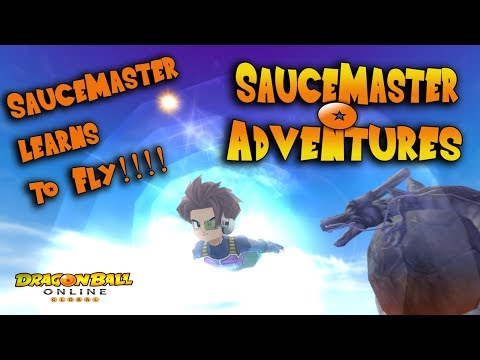 Dragonball Online Global - SauceMaster Adventures: Learning to fly!!! (LIVE STREAM)