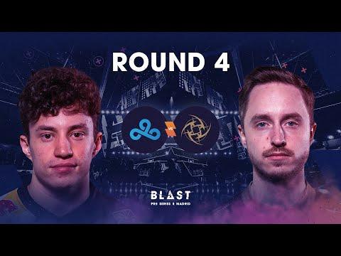 NiP vs C9 - BLAST Pro Series: Madrid 2019 - Bo1