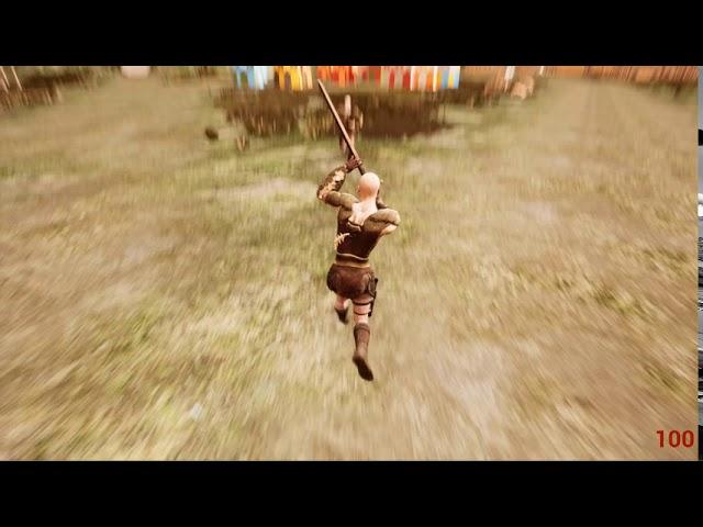 Обзор созданной игры на Unreal Engine