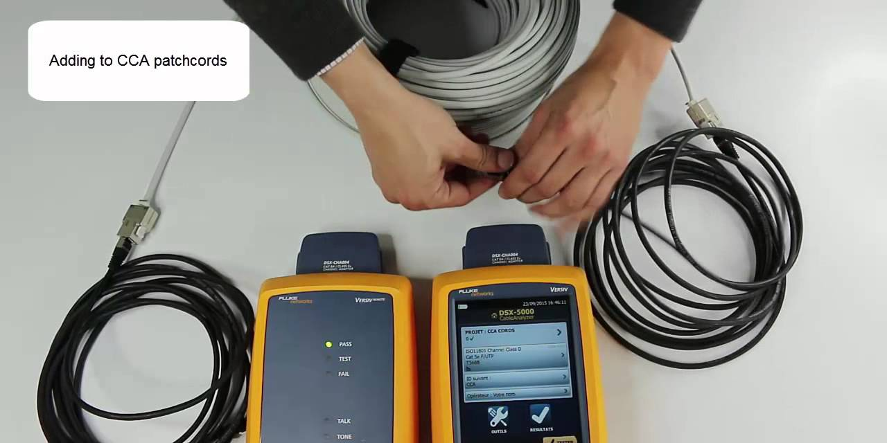 How to distinguish CCA cables from Copper Cables - YouTube