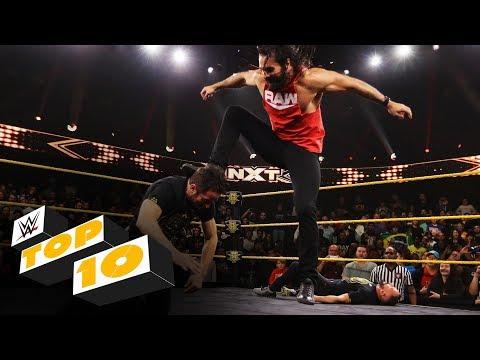 Top 10 NXT Moments: WWE Top 10, Nov. 20, 2019