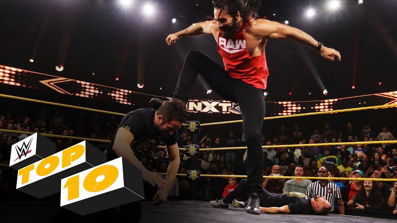 Download Top 10 NXT Moments: WWE Top 10, Nov. 20, 2019
