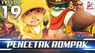 Video BoBoiBoy Galaxy EP19 | Pencetak Rompak / Copy and Paste (ENG Subtitles) download MP3, 3GP, MP4, WEBM, AVI, FLV Agustus 2019