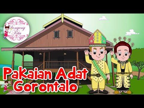 Pakaian Adat Gorontalo | Budaya Indonesia | Dongeng Kita