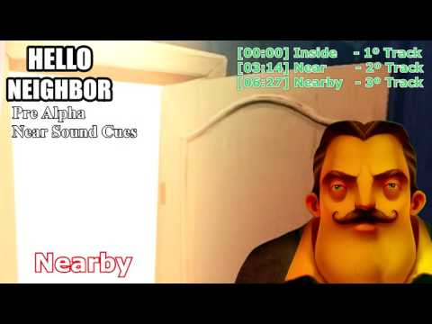 Hello Neighbor Near Sound Cues (Pre-Alpha) thumbnail
