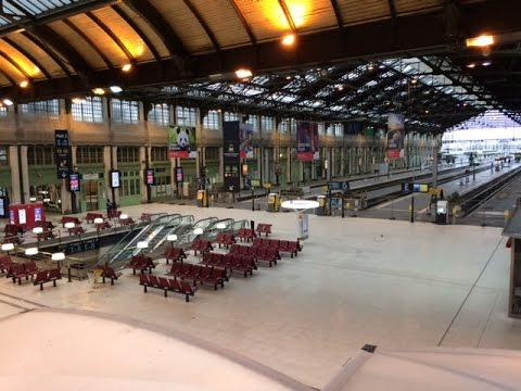 Grands travaux gare de Lyon Aucun train ne circule du week-end