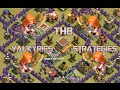 Valkyries: Best TH8 War Strategy? Guide by Nio!