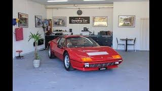 Detailing Car - Ferrari 512 BB -  Rénovation Complète