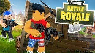 Let es Play Roblox (Fortnite Battle Royale) || Herr SMB