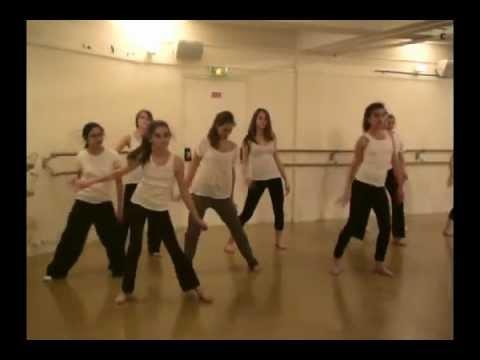 danse modern jazz avec sylvie pagenaud en 2012 224 amana studio