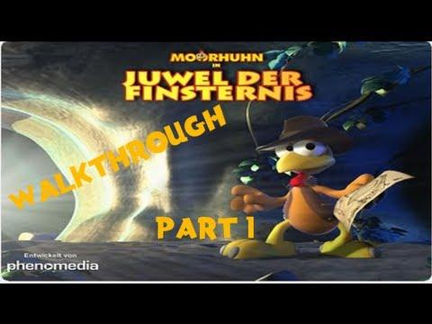 Moorhuhn Juwel Der Finsternis Walkthrough Part 1 Level 1 5 Youtube