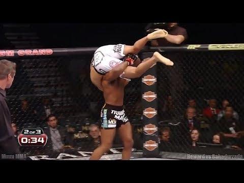 Топ подборка броски ММА UFC Подборка супер бросков в боях мма  Нокауты