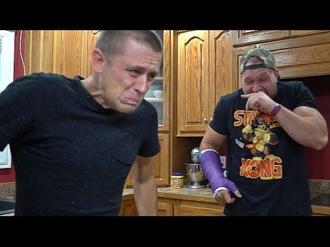 Malic Acid Sour Challenge PRANK vs Roman Atwood!