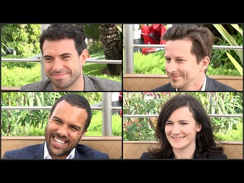 The Five's Sarah Solemani, Tom Cullen, O-T Fagbenle & Lee Ingleby
