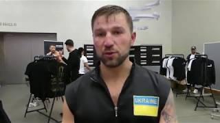 Бокс Роман Шкарупа Интервью после победы в Берлине 21 апреля 2018