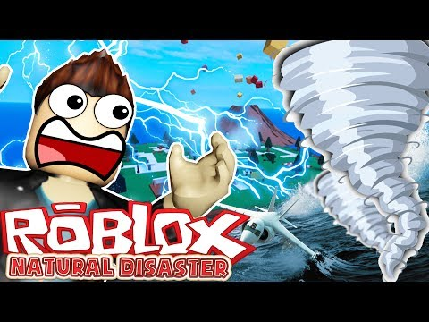 Roblox: Can You Survive This Natural Disaster