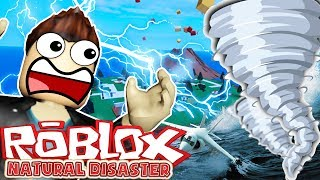 Roblox: Can You Survive This Natural Disaster | JeromeASF