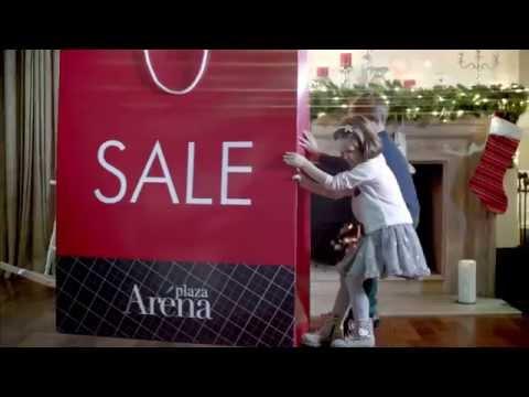Arena Plaza TVC Xmas 2014 - Sale Campaign