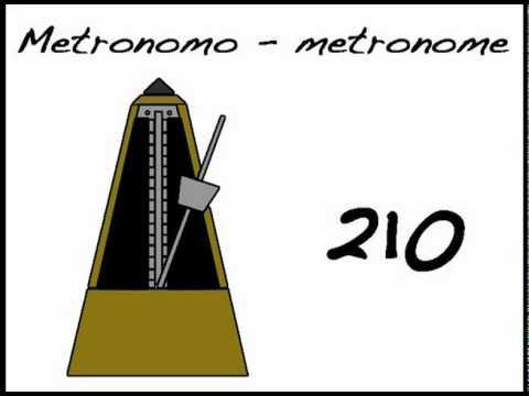 METRONOME - METRONOMO 210