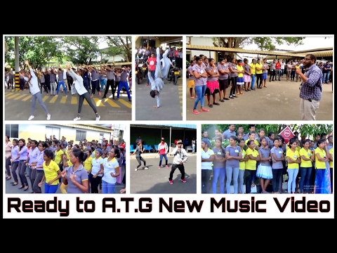 Ready To A.T.G New Music Video - Royal Warriors Dance Crew - 2017.01,27 - Sri Lanka