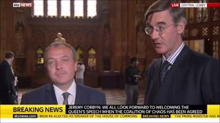 Jacob Rees-Mogg doesn