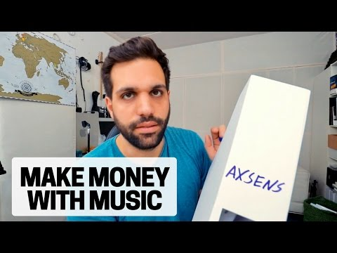 HOW TO GENERATE AN INCOME WITH MUSIC